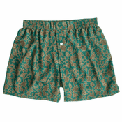 Forest Vines Silk Boxers