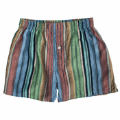 Java Stripes Silk Boxers