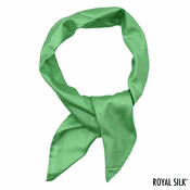 Light Green Silk Bandana