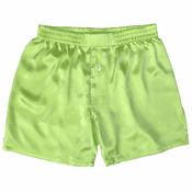 Mint Jewel Satin Silk Boxers
