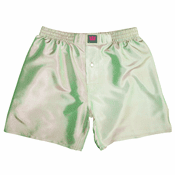 Olive Glow Mulberry Silk Boxers