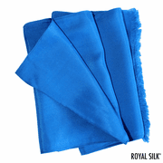 Royal Blue Dashing Aviator Scarf