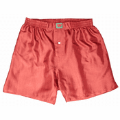 Rust Red Mulberry Silk Boxers