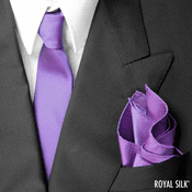 Silk Tie & Pocket Square Sets