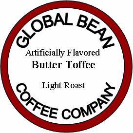Butter Toffee Flavored Cup 12-ct