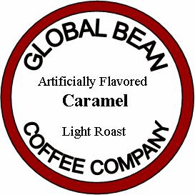 Caramel Flavored Cup 12-ct