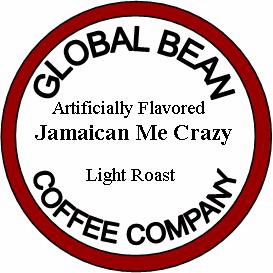 Jamaican Me Crazy Flavored Cup 12-ct