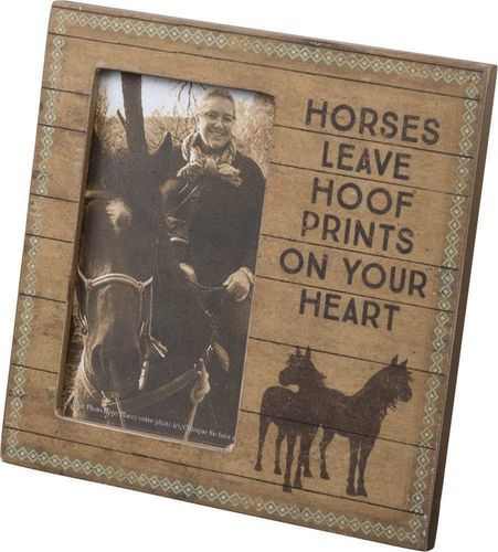 Horse Memorial Picture Frame