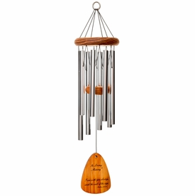 In Loving Memory Wind Chime - With You Always