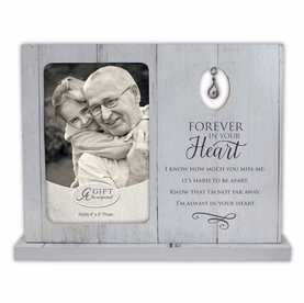 In Memory Of Picture Frame - Forever In Your Heart