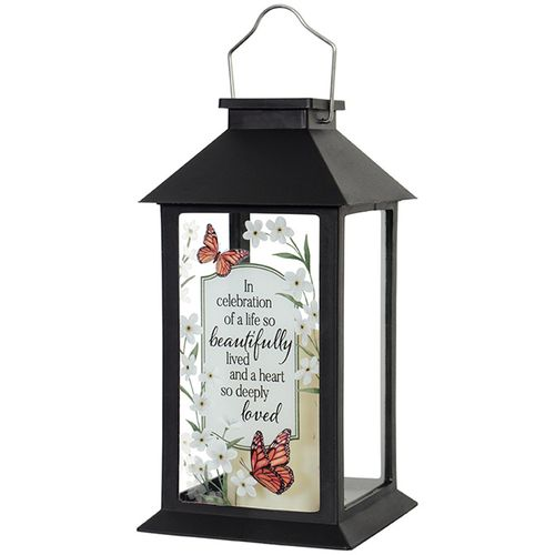 Memorial Lantern - A Life So Beautifully Lived
