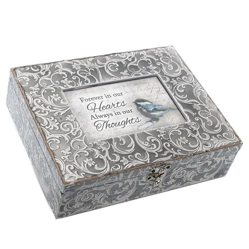 Memorial Music Box - Forever in our Hearts