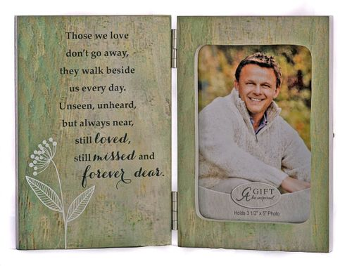 Personalized In Memory Picture Frame - Those We Love