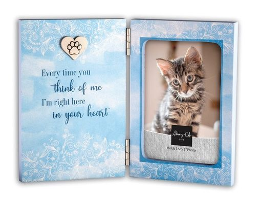 Personalized Pet Memorial Picture Frame