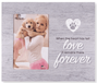 Pet Loss Memorial Frame - Heart Has Felt Love