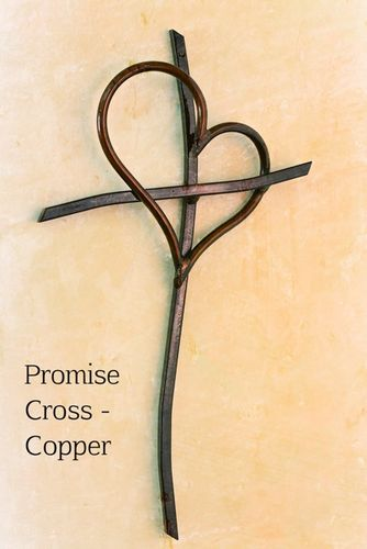 Promise Cross (story card included)