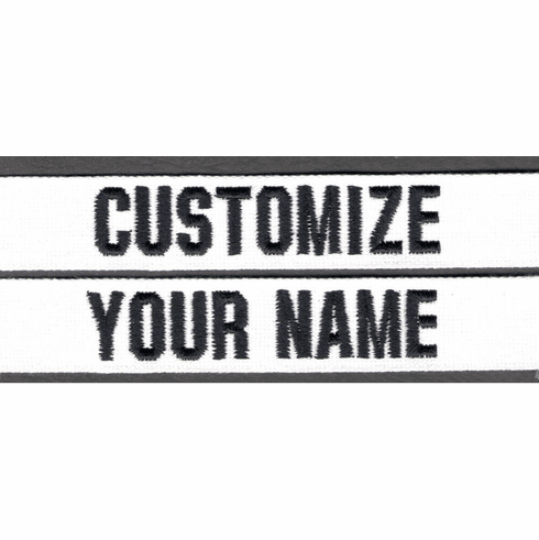 Custom Name Tapes