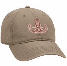 Buckle Back Coyote Brown Hat