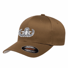 Flexfit Coyote Brown Hat