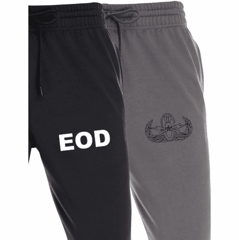Performance Sweatpants with Print