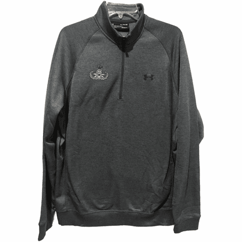 Under Armour® Quarter-zip Fleece with Embroidery
