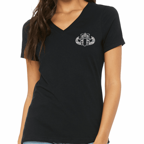 HDT Ladies Cut V-Neck