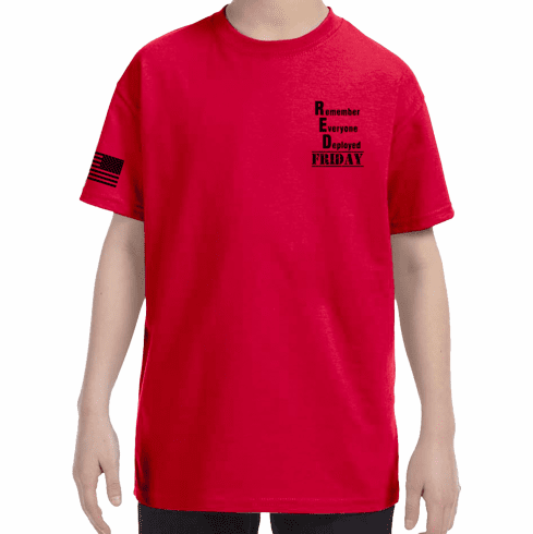 Kids RED Friday T-Shirt