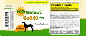 CoQ10 for Dogs - 30 mg