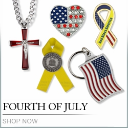 Fourth of July Jewelry and Gifts