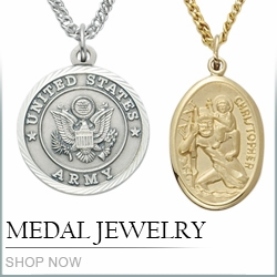 Medal Jewelry