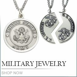 Military Jewelry and Gifts