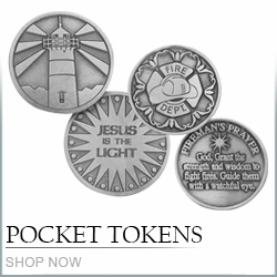 Pocket Token Medals and Coins