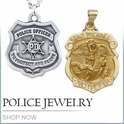 Police Jewelry and Gifts