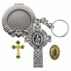 St. Patrick's Day Pins and Accessories