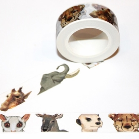 Animal Washi Tape