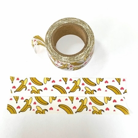 Banana Washi Tape