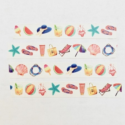 Beach Washi Tape