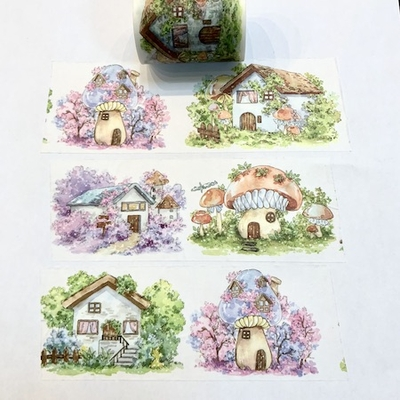Better Gnomes & Gardens Washi Tape