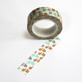 Bicycle Washi Tape