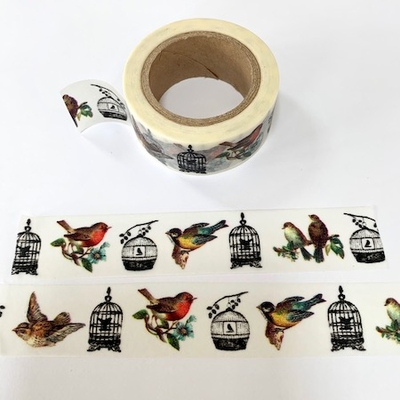 Bird Cage Washi Tape