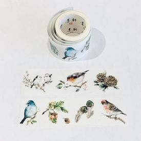 Birds & Nature Washi Tape