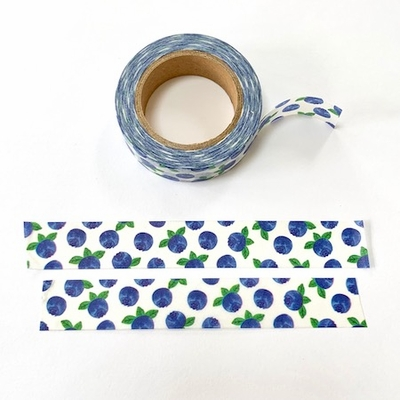 Blueberry Washi Tape - out of stock