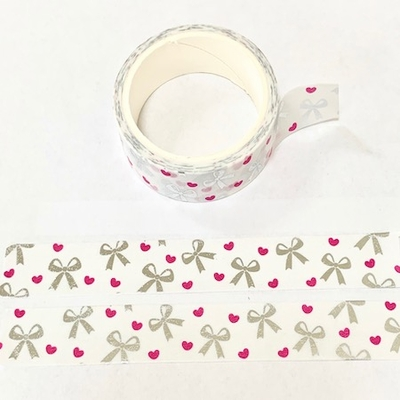 Bow Washi Tape