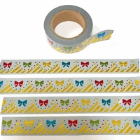 * Bow Washi Tape