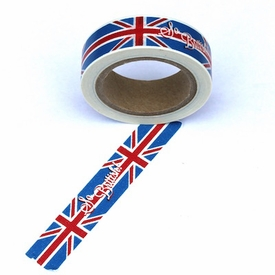 British Washi Tape