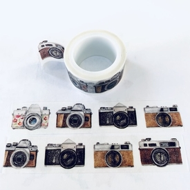 Camera Washi Tape - out of stock