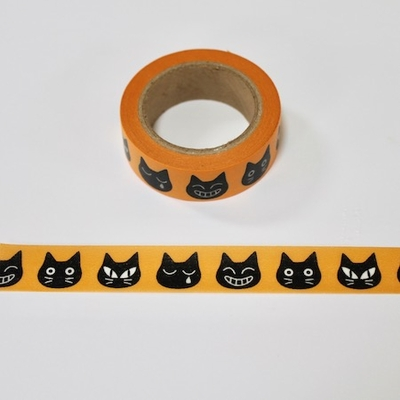 Cat Washi Tape