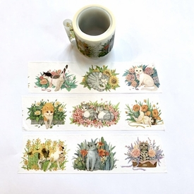 * Cat Washi Tape