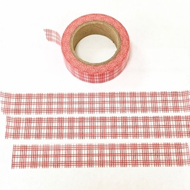 Checked Washi Tape