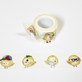 Chick Washi Tape